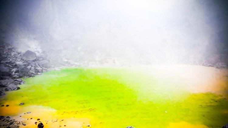 26102016-Berastagi volcan cratère