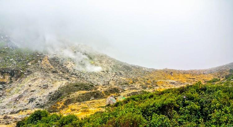 26102016-Berastagi volcan vue