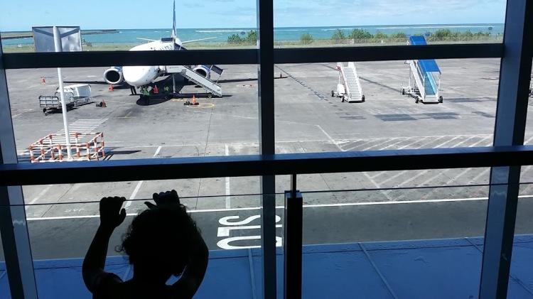 Bali_Aéroport