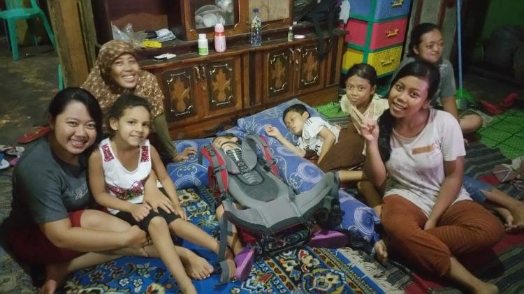 Maumere_famille d'accueil