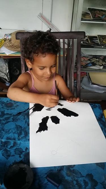 Ubud_keliki Eya l'artiste