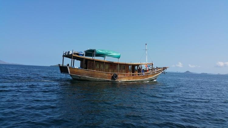 Komod park_bateau couchette