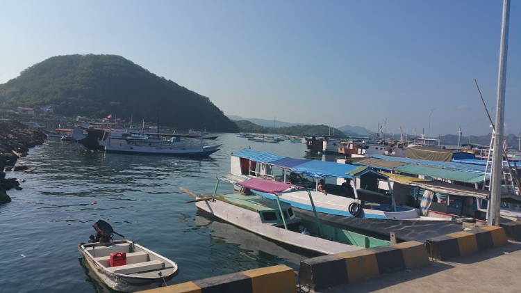 labuan bajo_Port
