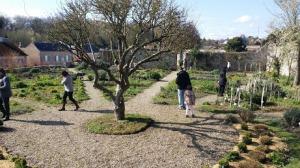 Jardin botanic famille
