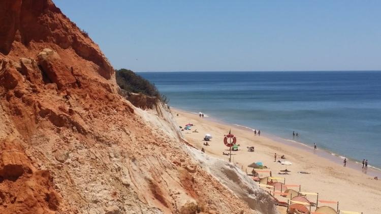 Falezia plage