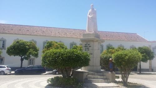 Faro place de l Eglise