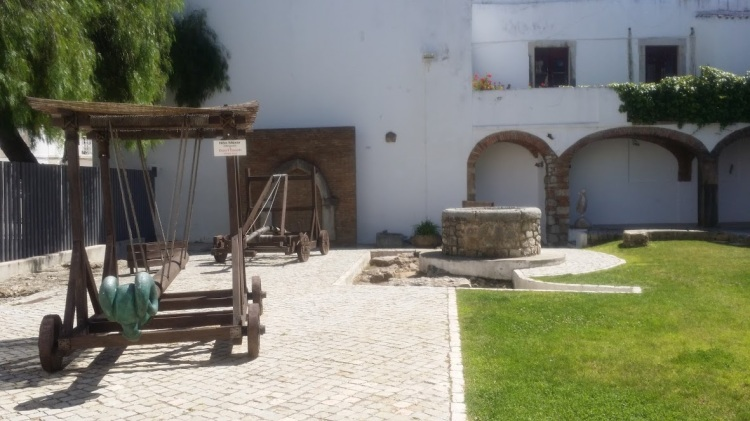 Loule MUSEE Catapulte