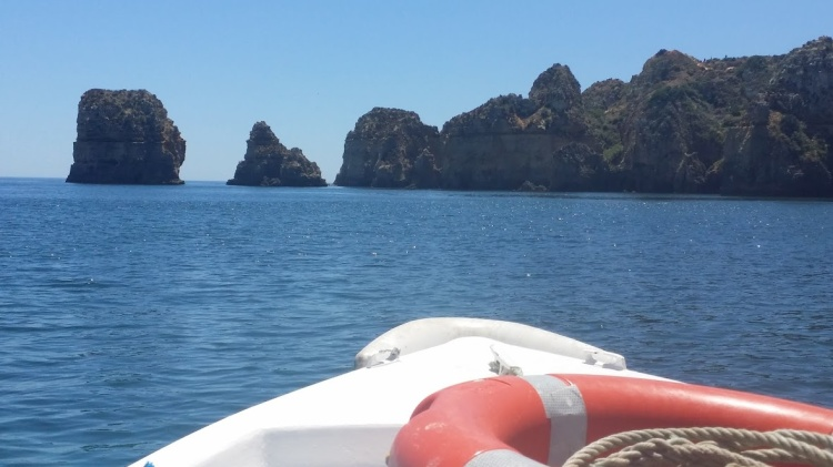 Ponta piedade bateau 1