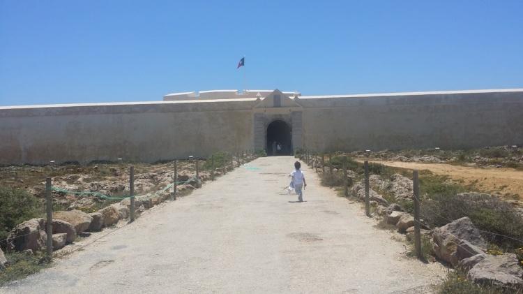 Sagres forteresse