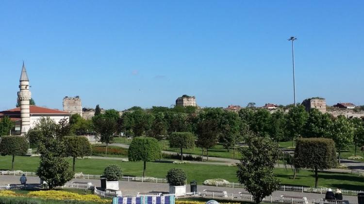 Panorama 1453 jardin