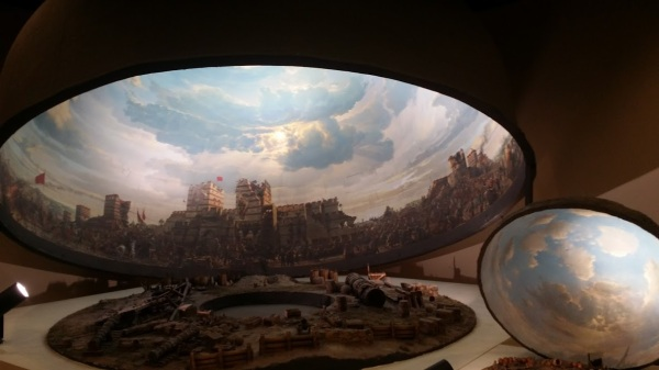 Panorama 1453 REPRODUCTION