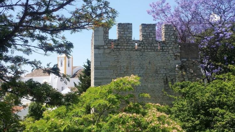 Tavira muraille