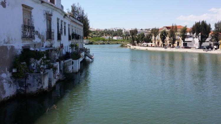 Tavira rivière