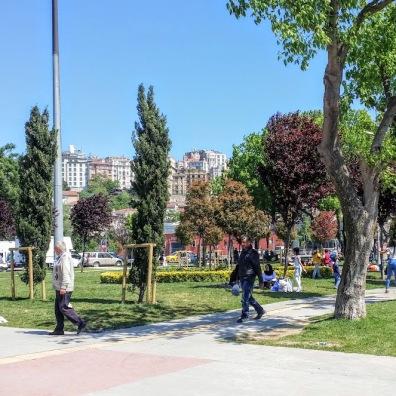 Beyoglu jardin
