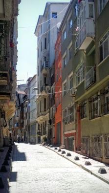 Beyoglu ruelle