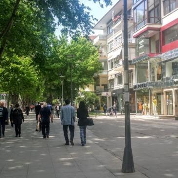 Kadikoy promenade 5