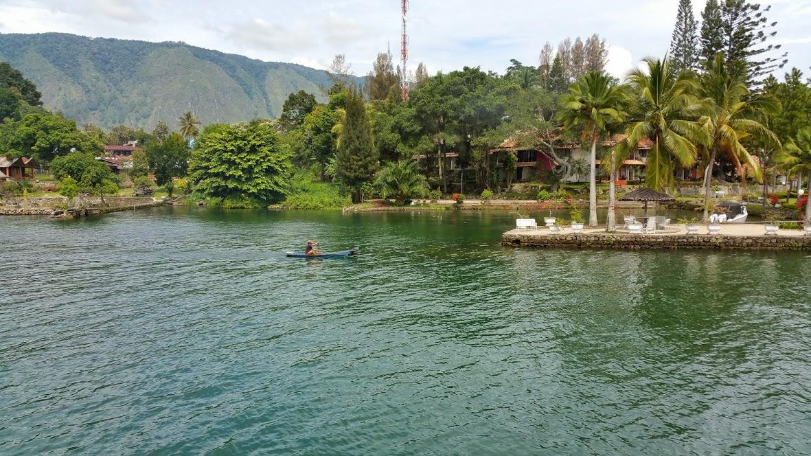 Lac Toba retour