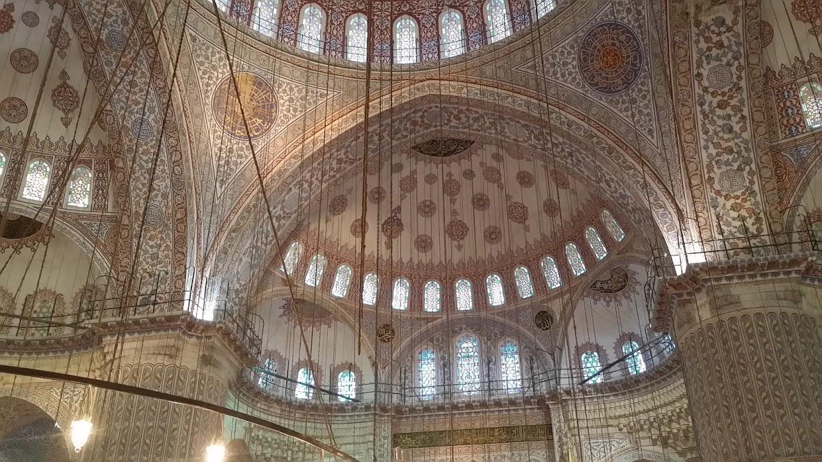 Mosquee bleue 4