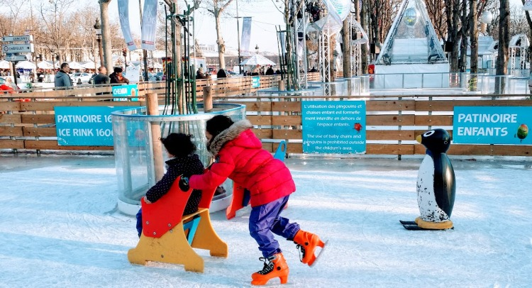 patinage-champs-elysees