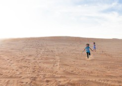 Du désert de Wahiba à l'océan #Part 4