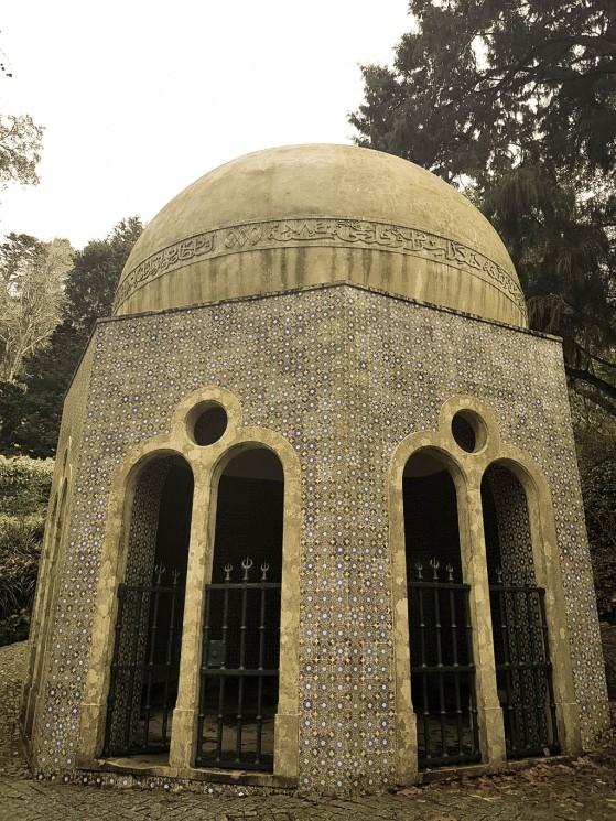 Sintra jardin mosquee