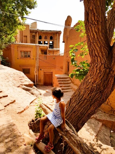 Abyaneh village 14