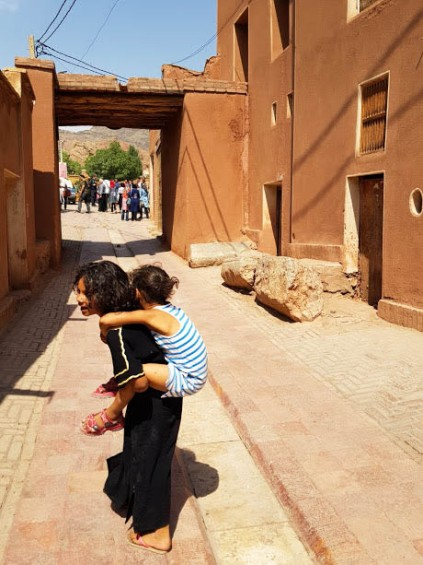 Abyaneh village 22