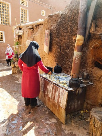 Abyaneh village 5