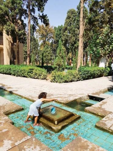 Kashan Fin garden 3