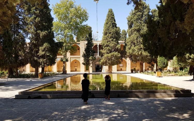 Kerman tombeau 2