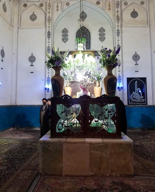 Kerman tombeau