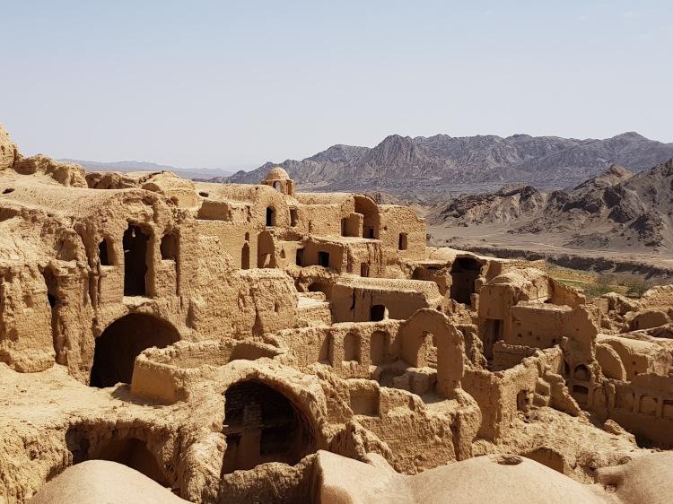 Khanarak ruine