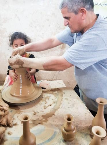 Leyna poterie