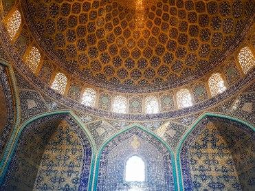 Mosquee du shah 3