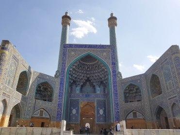 Mosquee du shah