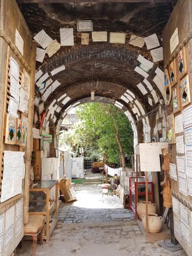 Shiraz medina