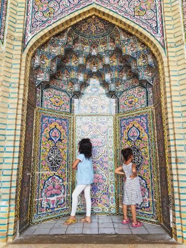 Shiraz mosquee 5