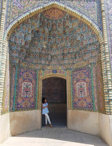 Shiraz mosquee