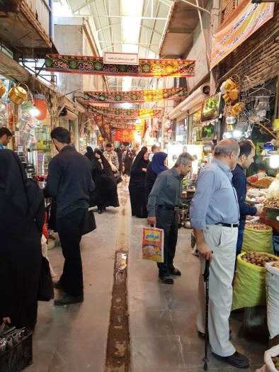 Teheran medina