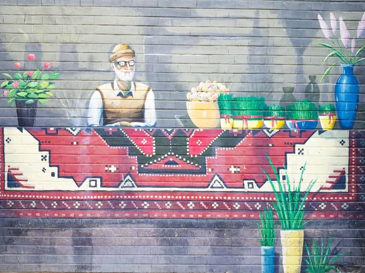 Teheran STREeT ART 2