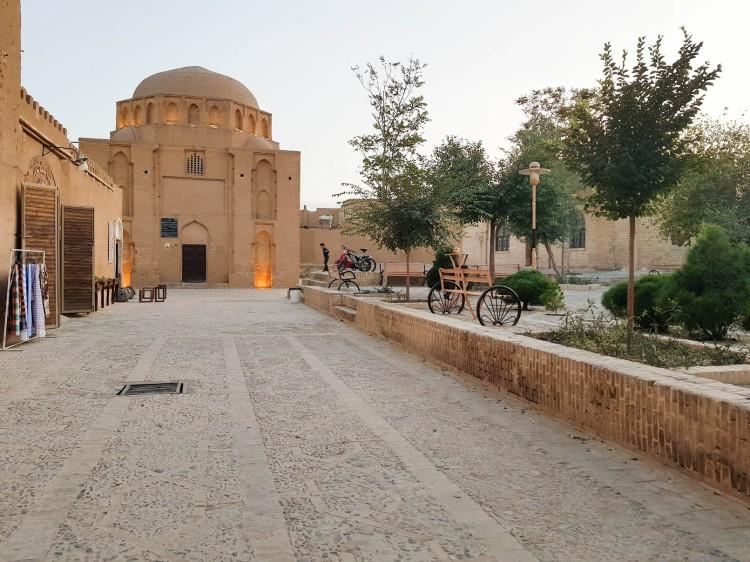 Yazd centre