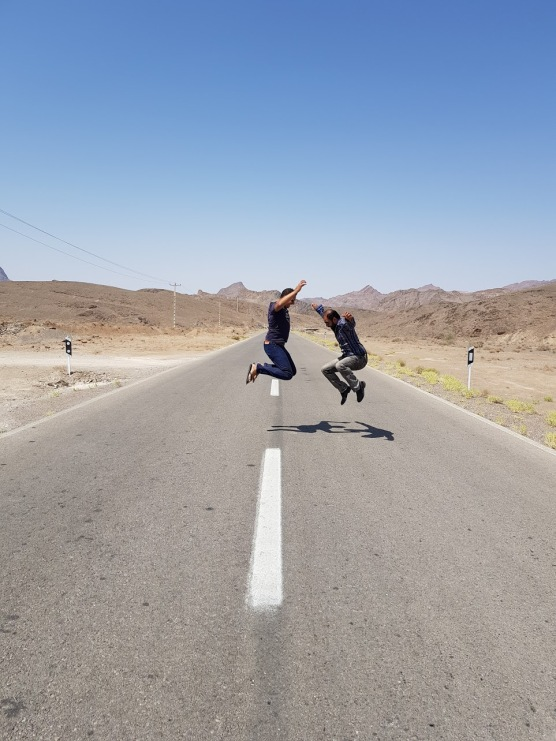 Yazd saut