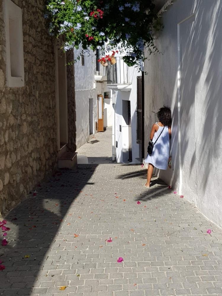 Eivissa ruelle